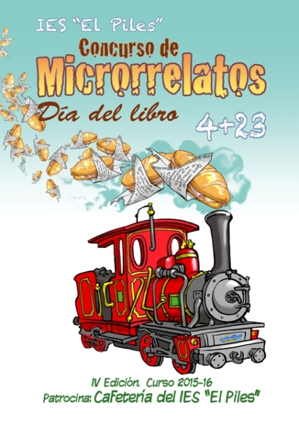 cartel microrrelatos iv a3